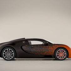 Veyron has no intention to sell the car