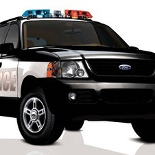 Ford Explorer Special Service Vehicle