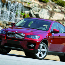 BMW X6 xDrive40d Edition Exclusive Sport-Automatic