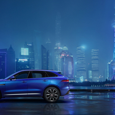 The arrival on the market of the new Jaguar F-PACE is scheduled for 2016