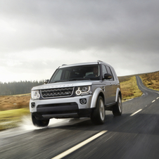 Land Rover Discovery 4 XXV Special Edition