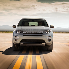 Land Rover Discovery Sport 2.2 SD4 4x4 SE