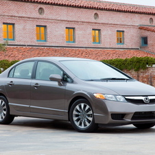 Honda Civic EX-L 5-Spd MT