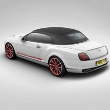 Bentley Continental Supersports Convertible Ice Speed Record Edition