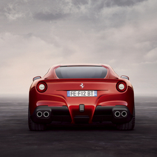 Ferrari unveils new generation V12 F12berlinetta