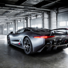 According to current rumors, the C-X75 is likely to be driven by the villain in James Bond