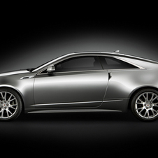 Cadillac CTS Coupé 3.6 V6 AWD Sport Luxury Automatic