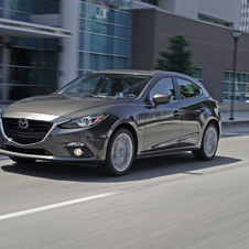Mazda may use the all-wheel drive system from the CX-5