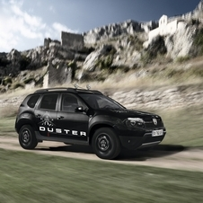 Dacia Duster Aventure Limited Edition
