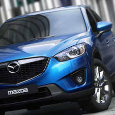 Mazda Develops New Weight Saving Resin for CX-5