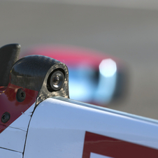 The camera is meant to make driving the R18 safer