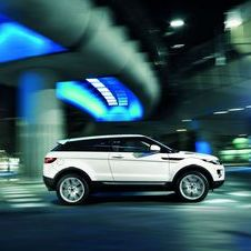 Land Rover Evoque 2.2 150 PS FWD