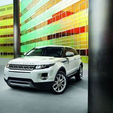 Land Rover Evoque 2.2 190 PS FWD