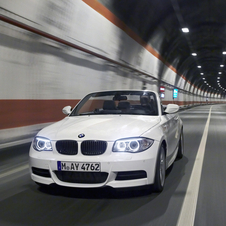 BMW 120d Cabriolet Automatic