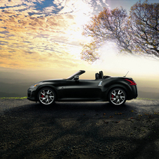 Nissan 370Z Roadster Touring Sport Automatic