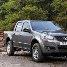 Great Wall became the first Chinese automaker in the UK earlier in the year