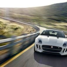 The Jaguar F-Type Coupe debuts with the R