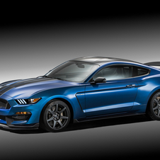 Ford Shelby Mustang GT350R
