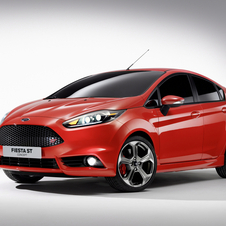 Focus ST and Fiesta ST Concept to Get US Debut at LA Auto Show
