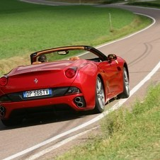 The rear will sit lower, and the front is inspired by the F12