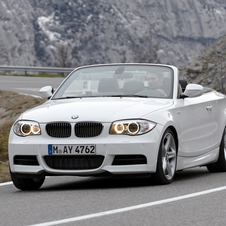 BMW 123d Cabriolet Automatic