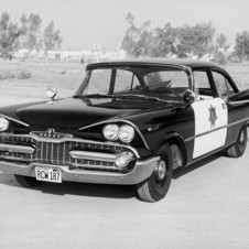 Dodge Coronet Police Vehicle