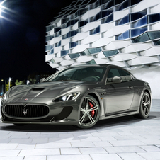 The new styling will also show the future of Maserati