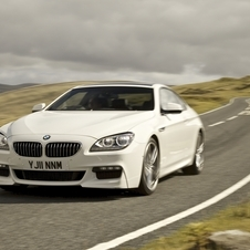 BMW 640i Coupe SE
