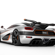 The One:1 is based on the Agera R and according to Koenigsegg it may reach a maximum speed of 439km/h