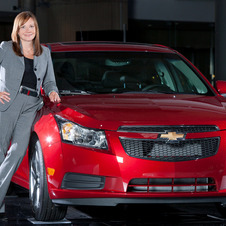 Barra joined GM in 1980 and moved up the ranks to become global head of product development