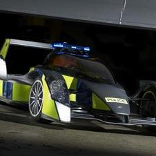 Caparo T1 Met Police Rapid Response Vehicle