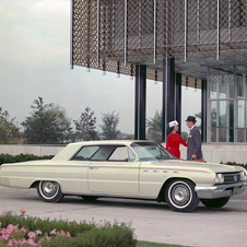 The Electra nameplate started in 1959, but this 1962 model is when it came into its own