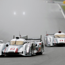 The R18 E-tron Quattro has been successful this season
