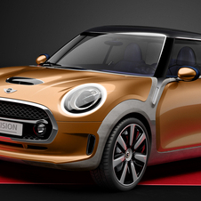 Mini will introduce the new car on November 18, and it will go on sale in Q1 2014
