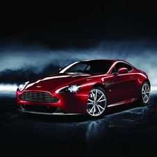 Aston Martin V8 Vantage S Dragon 88 Edition