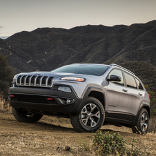 The Jeep Cherokee will likely be the first Jeep to get a hybrid