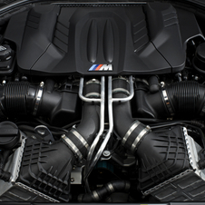BMW Sneaks Out News of Next M6 with Twin-Turbo 4.4l V8