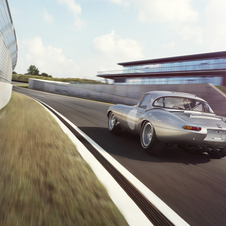 The cars will receive the same chassis numbers previewed for the original E-Type Lightwieght