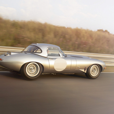 Each of the new E-Type Lightweight will be hand made at Browns Lane