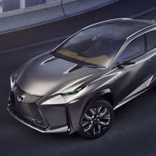 Lexus wants the new engine to appeal to Europe