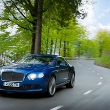 Bentley vai apresentar oficialmente o novo Continental GT Speed no Festival Goodwood of Speed