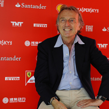 Di Montezemolo says that Ferrari needs to improve this season