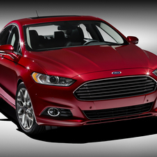 The new Fusion will go on sale in the US in just a few months