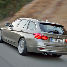 Next year BMW will be launching the plug-in hybrid version of the 3 Series