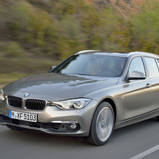 An updated version of the M3 is also planned for unveiling this autumn at the Frankfurt Motor Show