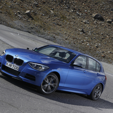 BMW M135i xDrive AT