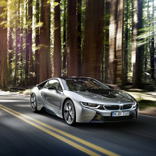The i8 will go on sale around the world in 2014