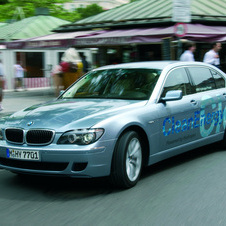 BMW Possibly Signing Deal with GM at NAIAS for Fuel Cell Tech