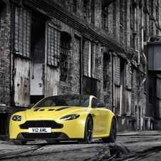 It means that the DB9, Vantage and Vanquish will remain in production for at least five years