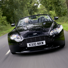 Aston Martin is working with Daimler for a new supply engines